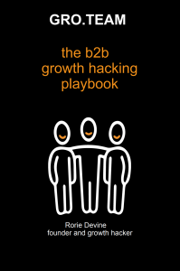 B2B Growth Hacking Playbook