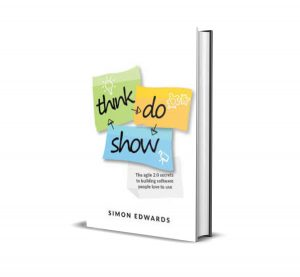 think do show book