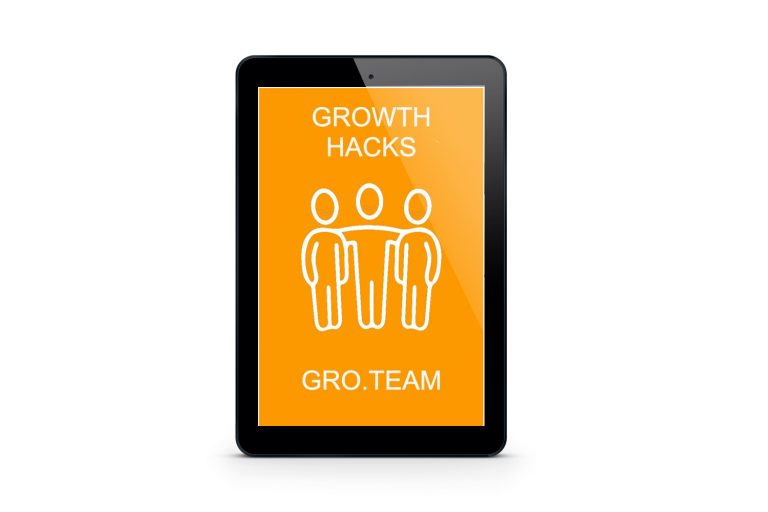 Growth Hacks Tablet